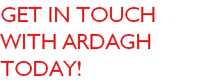 GET IN TOUCH WITH ARDAGH TODAY!